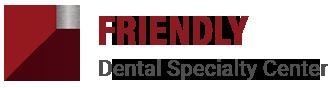 Friendly Dental Specialty Center logo.